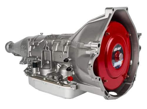 Ford 4r70w Performance Transmission Level 2