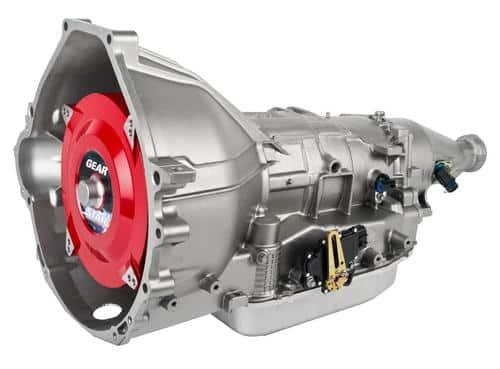 Ford 4R70W Performance Transmission Level 3