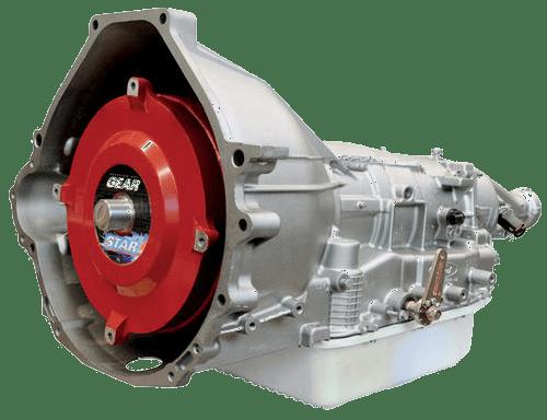 Ford 4R70W Performance Transmission Level 4
