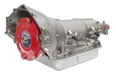 GM 4L80E Performance Transmission Level 4