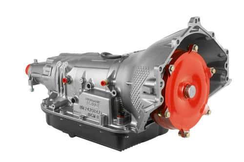 GM 4L85E Performance Transmission Level 4
