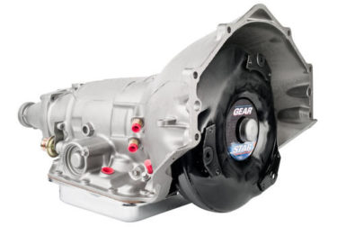 GM Turbo 350 Performance Transmission Level 2