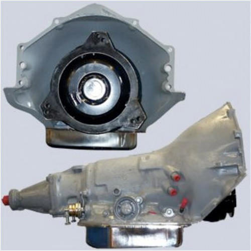 GM Turbo 350 Performance Transmission Level 3