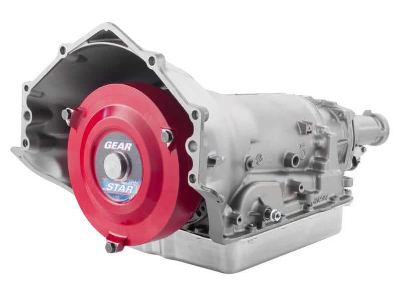 4L60E Transmission with Torque Converter - Level 3