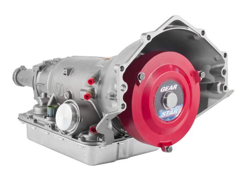 4L60E Transmission with Torque Converter - Level 4
