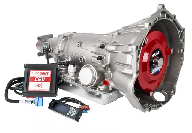 Gearstar Performance Transmissions while you sleep