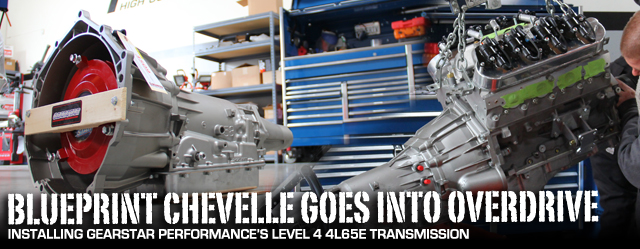 Installing Gearstar Performance Level 4 4L65E Transmission