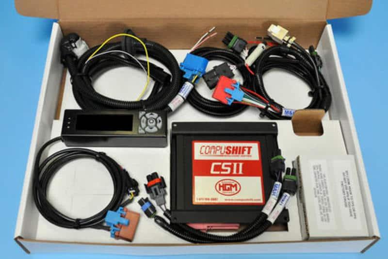 HGM CompuShift CSII Controller