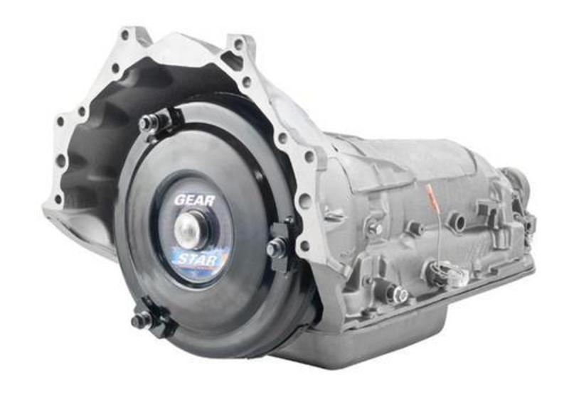 Install - 200R4 Transmission - Automatic Overdrive - Hot Rod Network