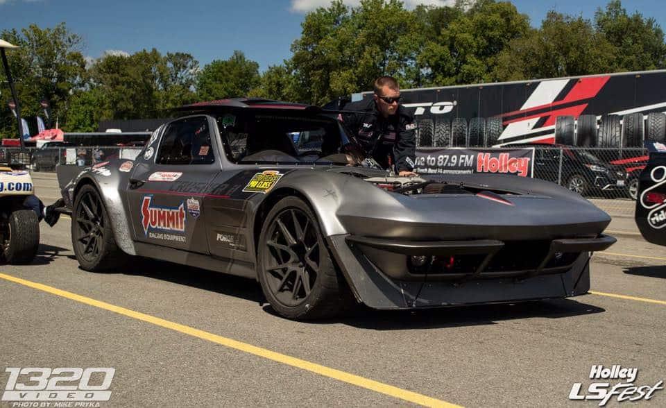 Leisinger Race Team & Gearstar Performance Transmissions