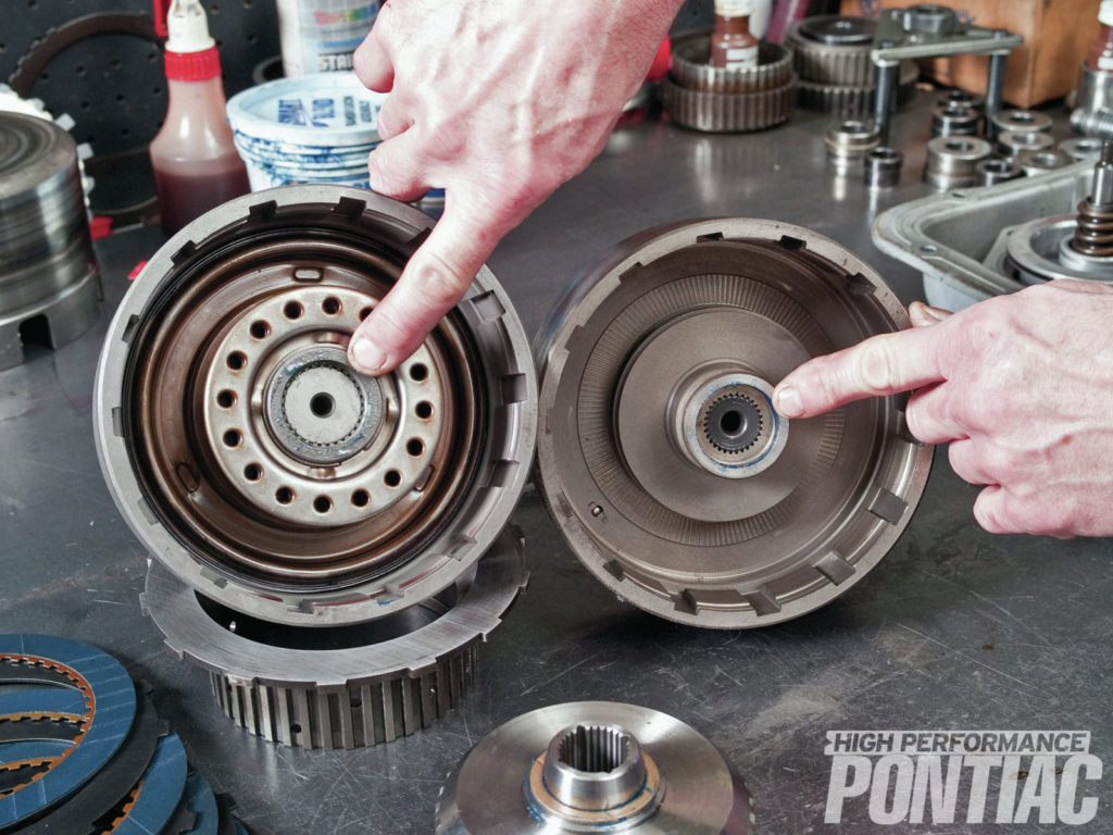 Pontiac Turbo 400 Upgrades GearStar Performance Transmissions while you eat