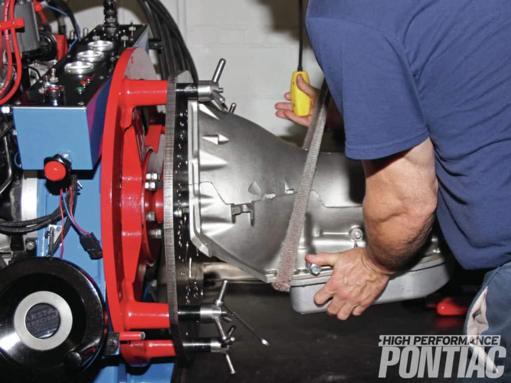 Pontiac Turbo 400 Upgrades GearStar Performance Transmissions