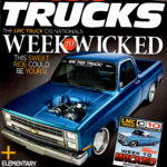 Classic Trucks Magazine Cover - June 2018