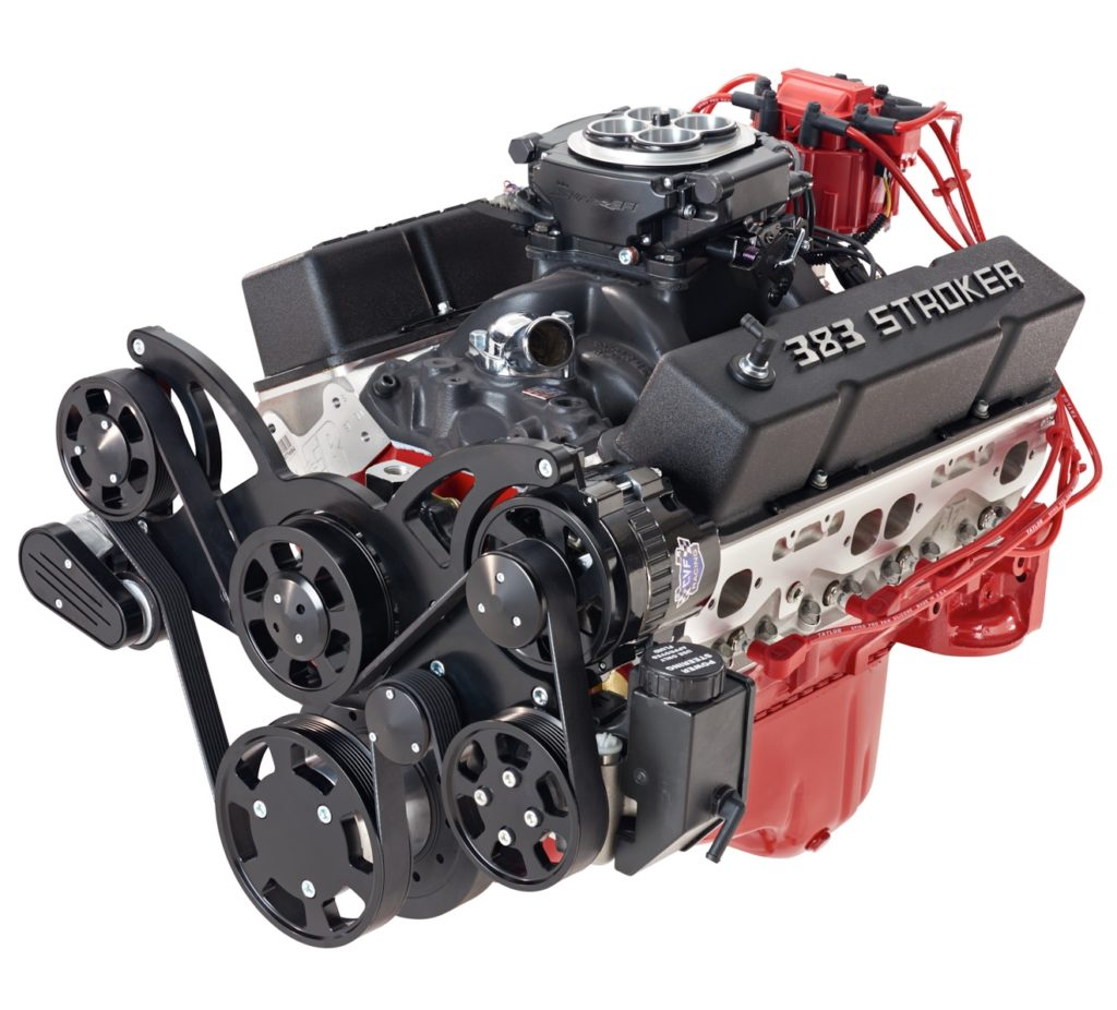 383 Stroker by West Coast Engines